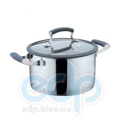 Maestro (посуда) Maestro - Кастрюля 18см силик. ручки (МР3513-18)