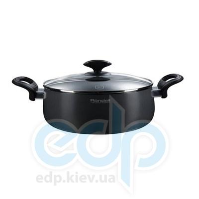 Rondell (посуда) Rondell - Кастрюля Weller с крышкой 20см 3.2л (RDA-066)