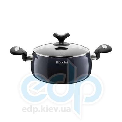 Rondell (посуда) Rondell - Кастрюля Deliceс крышкой 20см 3.2л (RDA-077 )