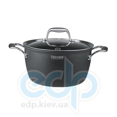 Rondell (посуда) Rondell - Кастрюля Virtuose с крышкой 24 см 4.9 л. (RDA-271)
