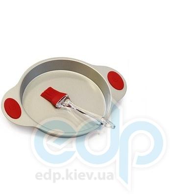 Rondell (посуда) Rondell - Набор: форма круглая ,  кисточка (RDF-406)