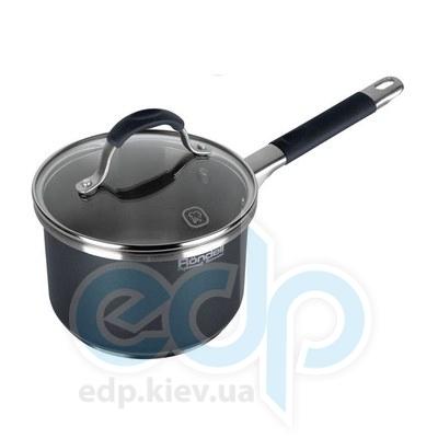 Rondell (посуда) Rondell - Ковш Stern с крышкой 16см 1.9л (RDS-008)