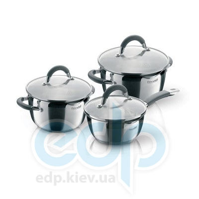 Rondell (посуда) Rondell - Набор посуды Flamme 6 пр (RDS-341)