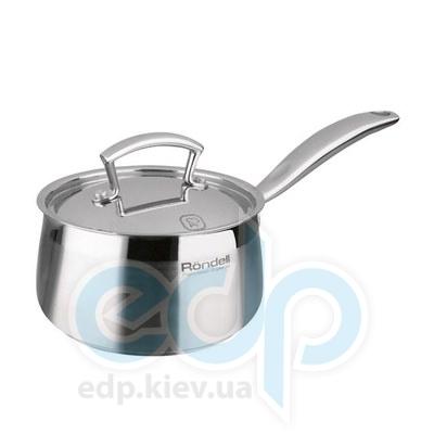 Rondell (посуда) Rondell - Ковш Infinia с крышкой 16 см 2.0 л. (RDS-356)