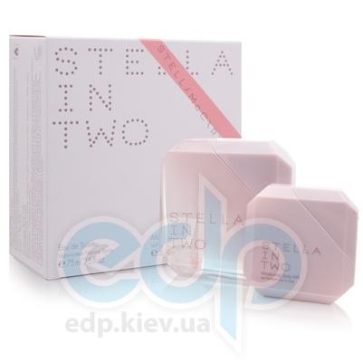 Stella McCartney Stella in Two Peony -  Набор (туалетная вода 75 + лосьон-молочко для тела 50)