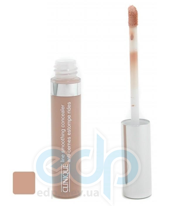 Жидкий консилер для лица и глаз Clinique - Line Smoothing Concealer №03 Moderately Fair - 8 g Tester