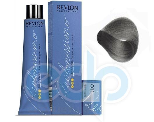 Красители для смешивания и коррекции цвета Revlon Professional - Revlonissimo NMT Pure Colors №017 Бронзовый С Серым Нюансом - 50 ml