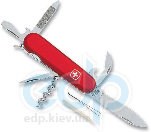 Wenger - Армейский нож Basic красный (арт. 1.07.09)