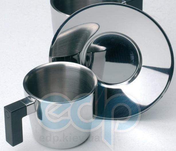 Berghoff -  Чашка для кофе с блюдцем Cubo -  125 мл (арт. 1109206)