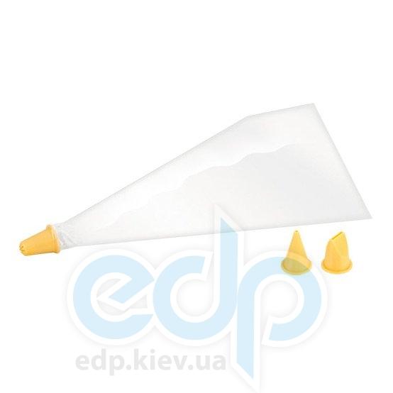 Tescoma - Delicia Кондитерские мешки 10 штук, 3 насадки (арт. 630506)