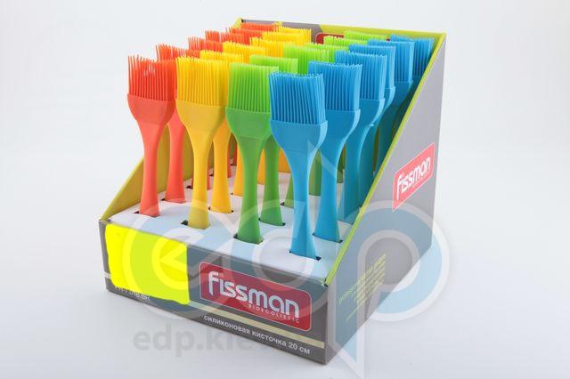 Fissman - Силиконовая кисточка 20 см (арт. PR-7016.BR)
