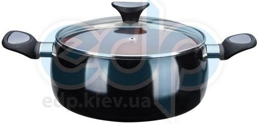 Granchio - Кастрюля с крышкой Terracotta диаметр 24 см объем 5.3 л (арт. 88128)