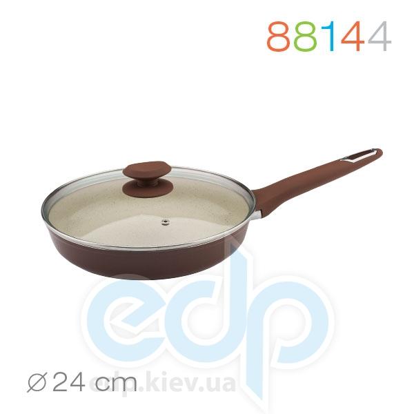 Granchio - Сковорода с крышкой Macchiato диаметр 24 см (88144)