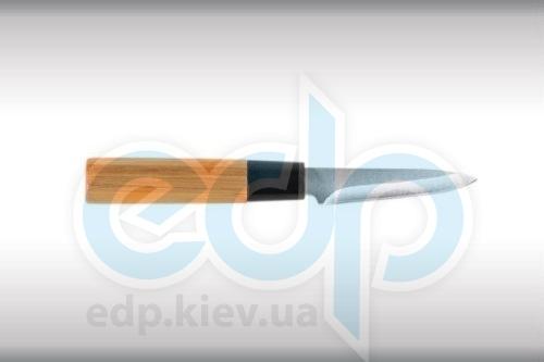 Kesper - Нож овощной 8 см с бамбуковой ручкой (арт. 90606)