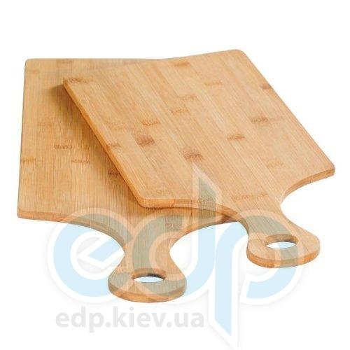 Kesper - набор досок с ручкой бамбук 2 штуки (арт. 88175)