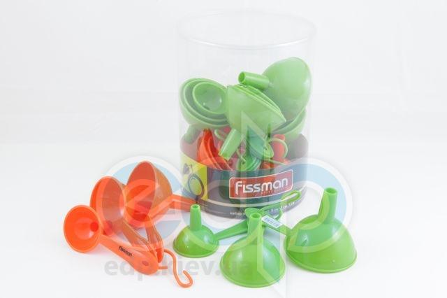 Fissman - Набор воронок 3 шт пластик (арт. PR-7275.FN)