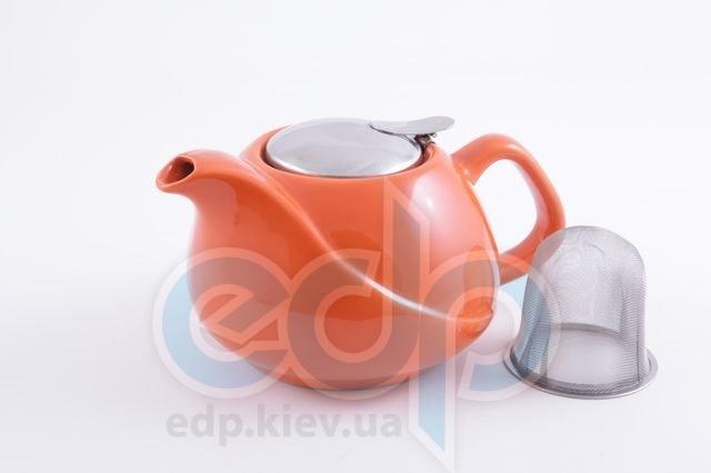 Fissman - Заварочный чайник керамический 750 мл (арт. TP-9205.750)
