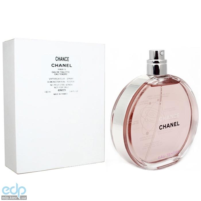 Chanel Chance Eau Tendre - туалетная вода - 100 ml TESTER