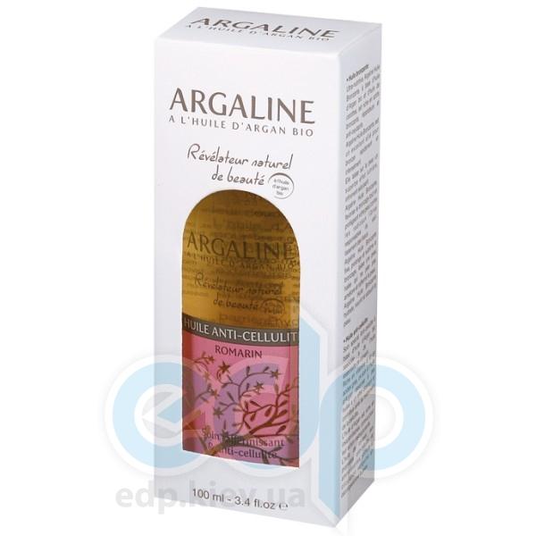 Косметика Argaline - Huile Anti-Cellulite - Масло Антицеллюлитное укрепляющее для похудения - 100 ml