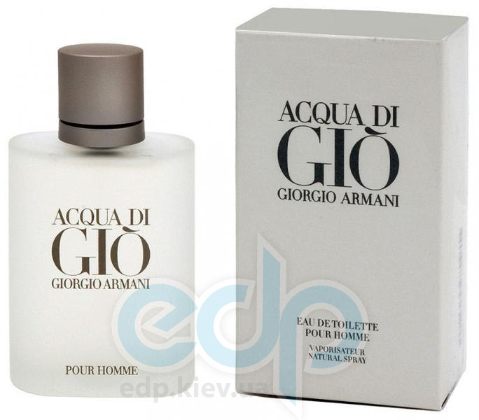 Giorgio Armani Acqua Di Gio Pour Homme For Life - туалетная вода - 100 ml