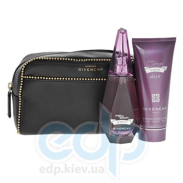 Givenchy Ange ou Demon Le Secret Elixir  -  Набор (парфюмированная вода 50 + лосьон-молочко для тела 50 + косметичка)