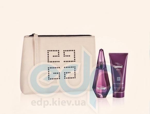 Givenchy Ange ou Demon Le Secret Elixir  -  Набор (парфюмированная вода 50 + лосьон-молочко для тела 100 + косметичка)