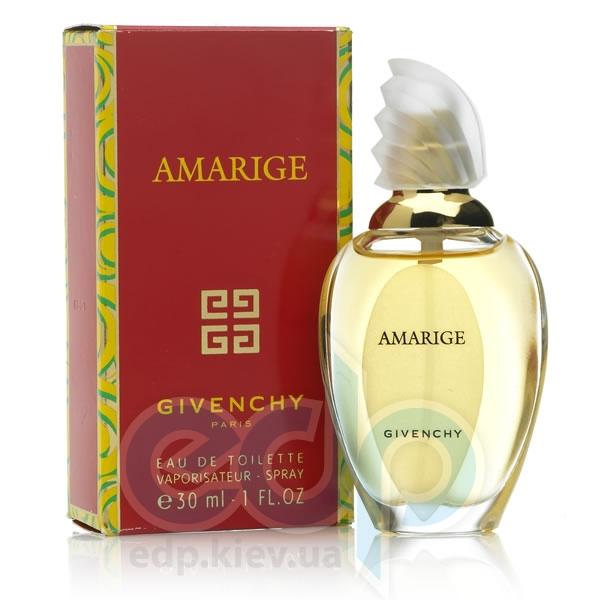 Givenchy Amarige - туалетная вода - 30 ml