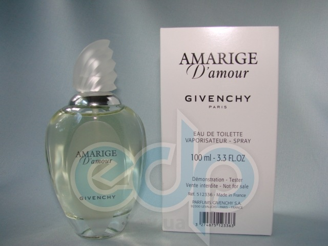 Givenchy Amarige Damour - туалетная вода - 100 ml TESTER