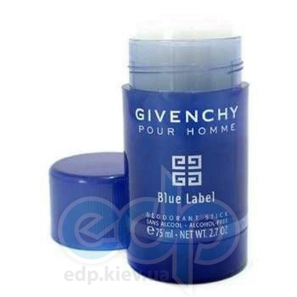 Givenchy Blue Label -  дезодорант стик - 75 ml