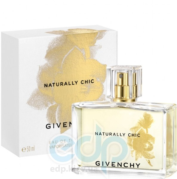 Givenchy Naturally Chic - туалетная вода - 50 ml