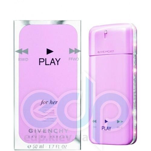 Givenchy Play for Her - парфюмированная вода -  пробник (виалка) 1 ml