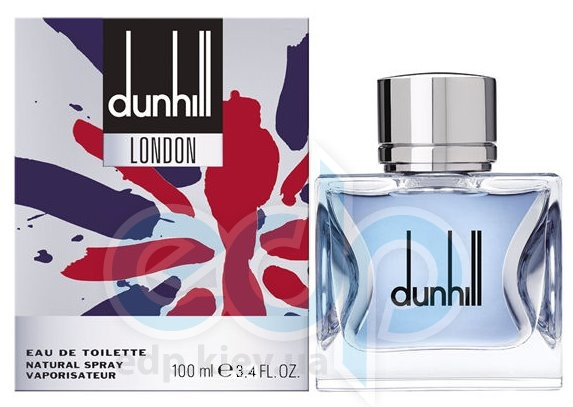 Alfred Dunhill Dunhill London - туалетная вода - 50 ml
