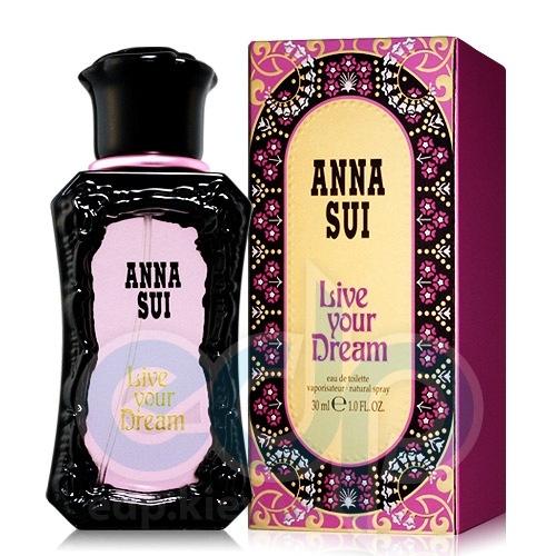 Anna Sui Live Your Dream - туалетная вода - 50 ml