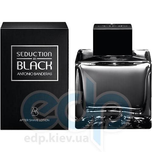 Antonio Banderas Seduction in Black - туалетная вода - 30 ml