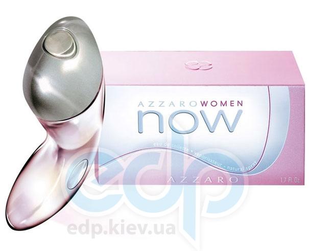 Azzaro Now - туалетная вода - 50 ml