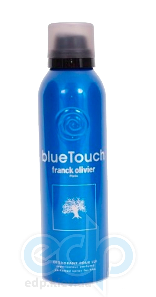Franck Olivier Blue Touch deo - дезодорант - 200ml