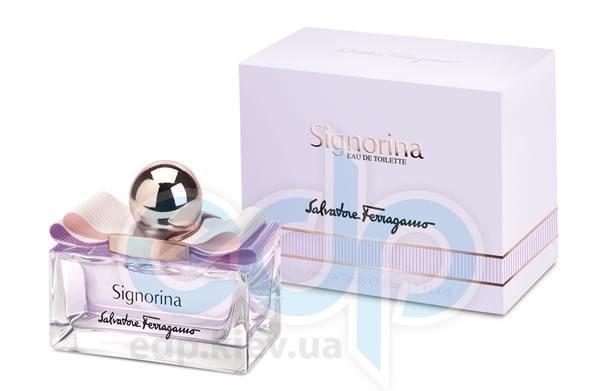 Salvatore Ferragamo Signorina Eau de Toilette - туалетная вода - 30 ml