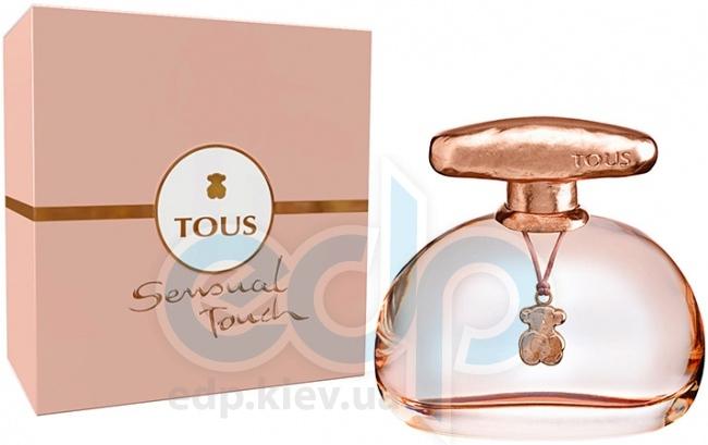 Tous Sensual Touch - туалетная вода - 100ml
