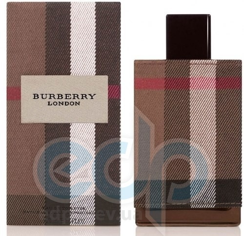 Burberry London Fabric For Men - туалетная вода - 30 ml