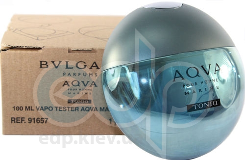 Bvlgari Aqva Pour Homme Marine Toniq - туалетная вода - 100 ml TESTER