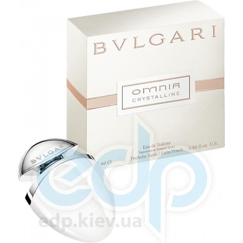 Bvlgari Omnia Crystalline The Jewel Charms Collection - туалетная вода - 25 ml