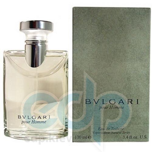 Bvlgari Pour Homme - туалетная вода - 50 ml + после бритья 7 ml