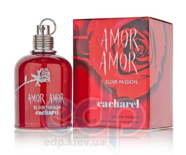 Cacharel Amor Amor Elixir Passion - парфюмированная вода - 30 ml