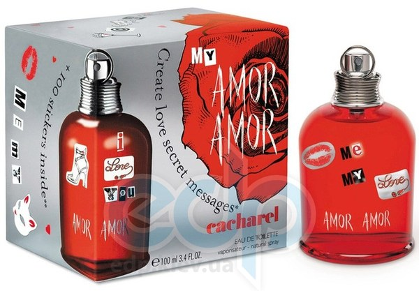 Cacharel Amor Amor My / Do It Yourself - туалетная вода - 100 ml