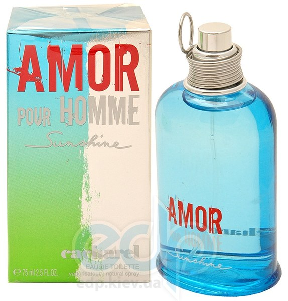 Cacharel Amor pour Homme Sunshine - туалетная вода - 75 ml