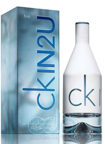 Calvin Klein CK IN2U Him - туалетная вода - 50 ml