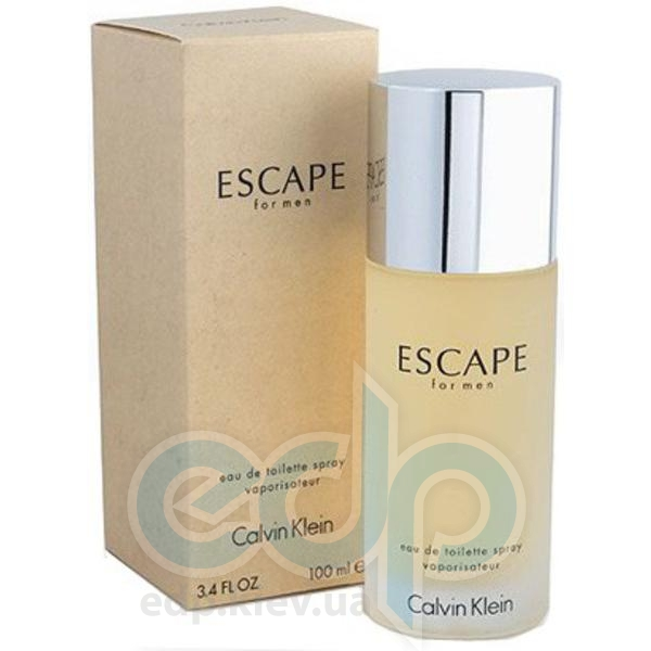 Calvin Klein Escape for man - туалетная вода - 100 ml