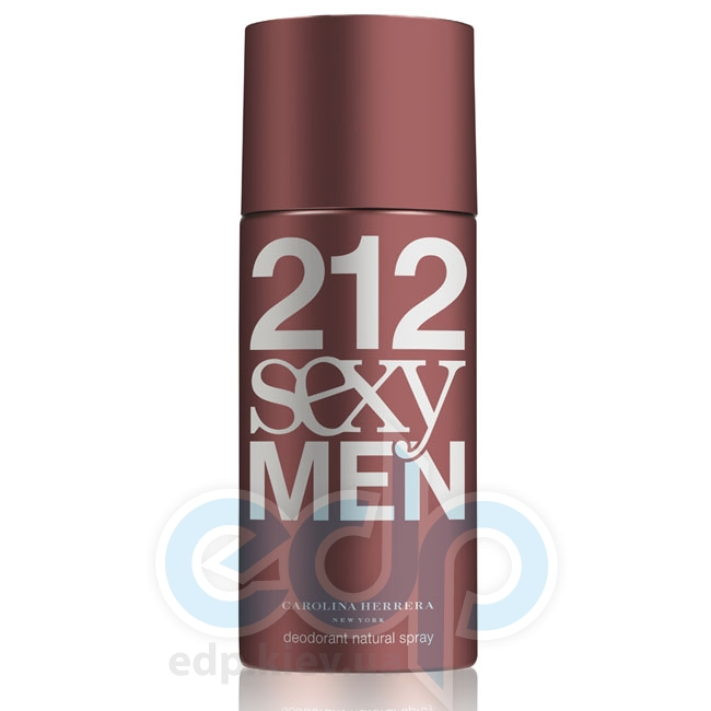 Carolina Herrera 212 Sexy Men -  дезодорант - 75 ml