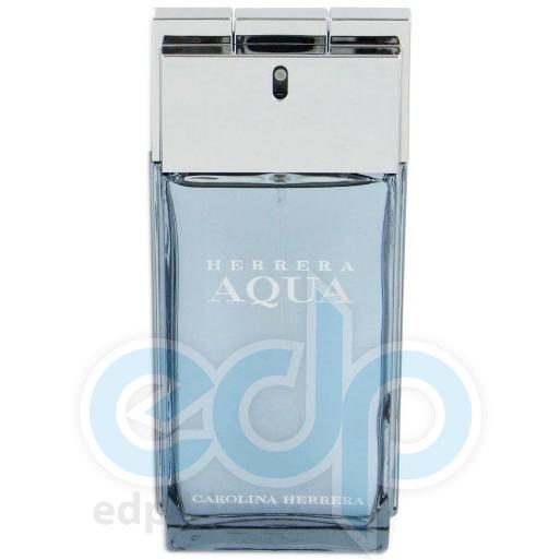 Carolina Herrera Herrera Aqua men - туалетная вода - 100 ml TESTER