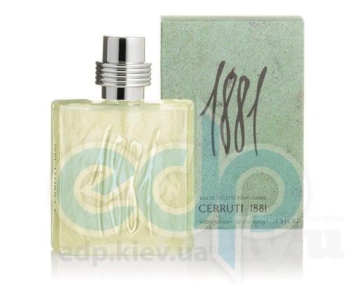 Cerruti 1881 pour homme - туалетная вода - 50 ml